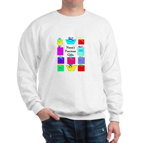 Nana's precious gifts Sweatshirt