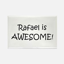 Cool Rafael Rectangle Magnet