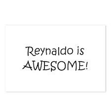 Reynaldo's Postcards (Package of 8)