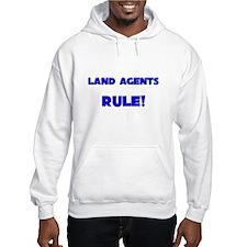 Land Agents Rule! Hoodie
