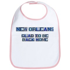 New Orleans - Glad to be back Bib