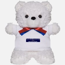 PLUM BOROUGH for McCain-Palin Teddy Bear