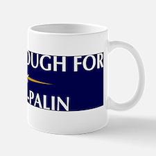 PLUM BOROUGH for McCain-Palin Mug
