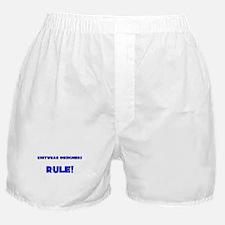 Knitwear Designers Rule! Boxer Shorts