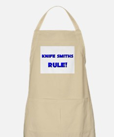 Knife Smiths Rule! BBQ Apron