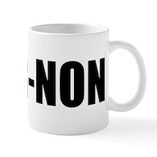 SCAR-NON Impact Black Mug
