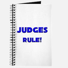 Judges Rule! Journal