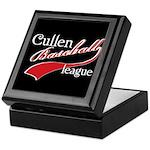 Cullen Baseball League Keepsake Box
