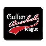 Cullen Baseball League Mousepad