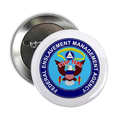 Stop FEMA Federal Enslavement Button