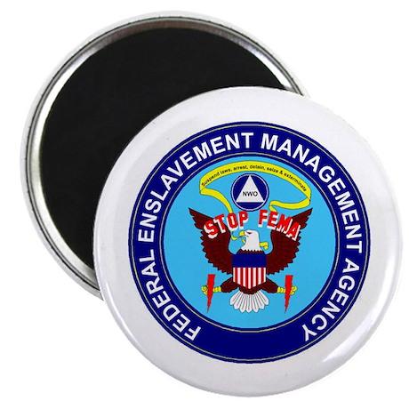 Stop FEMA Federal Enslavement Magnet