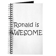 Unique I love ronald reagan Journal