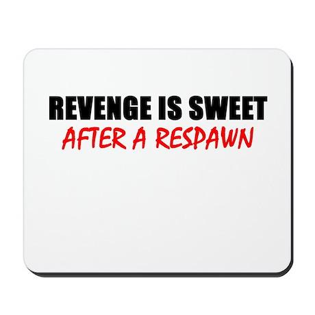 Get Revenge Mousepad
