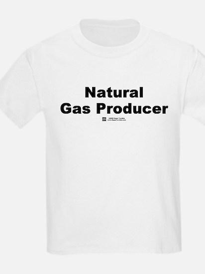 Natural Gas Producer - T-Shirt