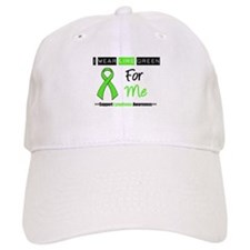 I Wear Lime Green For Me Hat