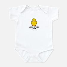 Aerospace Chick Infant Bodysuit