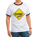 School Sucks Ringer T