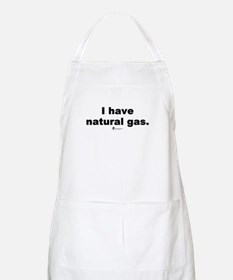 I have natural gas - BBQ Apron
