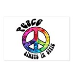 Peace Always in Style Postcards (Package of 8)
