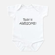 Unique Rubi Infant Bodysuit