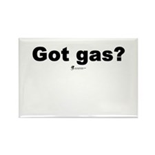 Got Gas? Rectangle Magnet