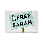Free Sarah Palin Rectangle Magnet (10 pack)