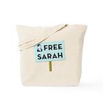 Free Sarah Palin Tote Bag