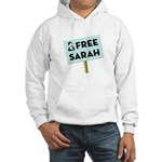 Free Sarah Palin Hooded Sweatshirt