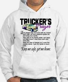 Trucker's Prayer Jumper Hoody