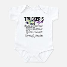 Trucker's Prayer Infant Bodysuit