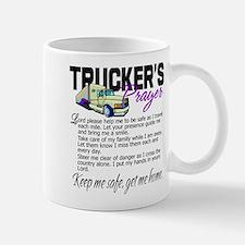 Trucker's Prayer Mug