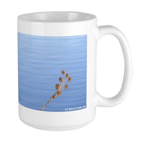 Wood Duck Coffee Large Mug
