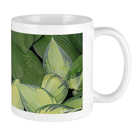 Hosta Coffee Mug