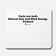 Farts are Perfect - Mousepad