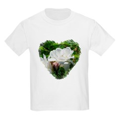 Hearts and Roses #4329 Kids T-Shirt