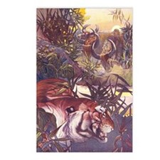 Shere Khan Postcards (Package of 8)