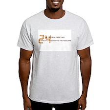 Chocolate & 24 T-Shirt