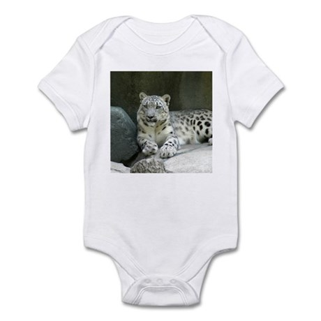 Snow Leopard M005 Infant Bodysuit