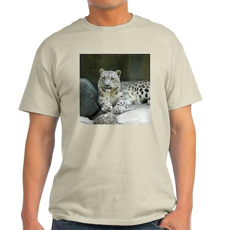 Snow Leopard M005 Light T-Shirt