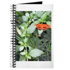 Orange Tiger Butterfly Journal