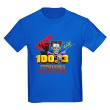 WKIT Kids Dark T-Shirt