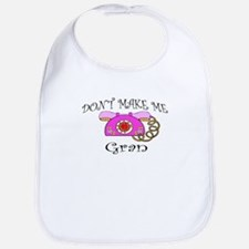 Call Gran Girl Bib