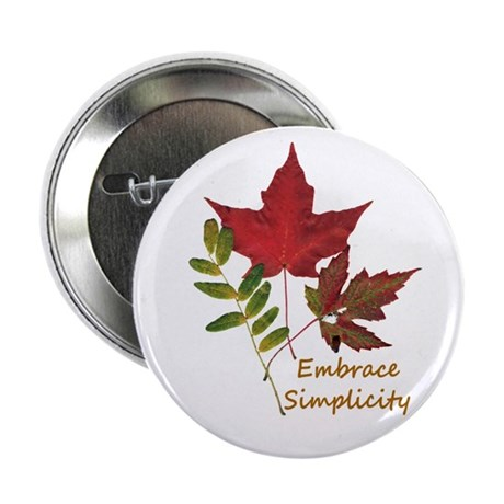 "Inner Peace 2.25"" Button (100 pack)"