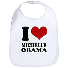 I love Michell Obama Bib