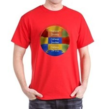 Diversity, Freedom and The USA T-Shirt