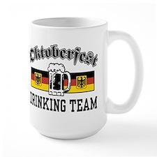 Oktoberfest Drinking Team Mug