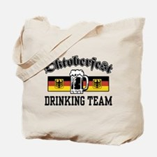 Oktoberfest Drinking Team Tote Bag