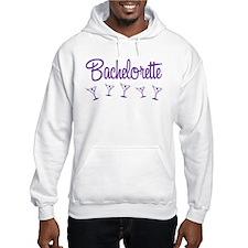 Purple Multi Bachelorette Hoodie