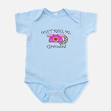 Call Grandad Girl Infant Bodysuit