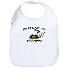 Call Grandad Boy Bib